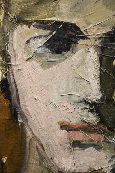 GYŐRFFY Éva, Portret de fată 1