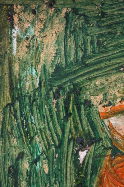 URSZINYI Mária, Autoportret 2