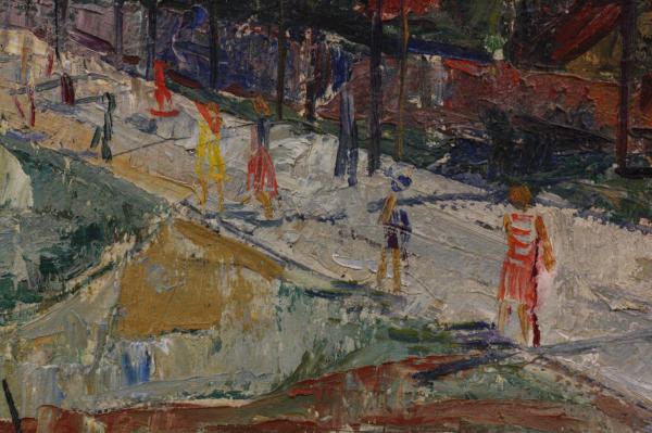 Letiția MUNTEAN, Pe stradă 2