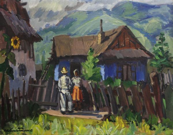 P. KOVÁTS Ferenc, La poartă 0