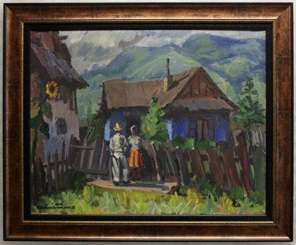 P. KOVÁTS Ferenc, La poartă 4