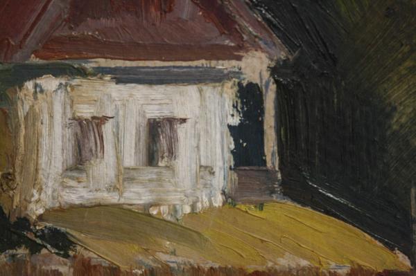 BALÁSZ Péter, Peisaj, 1960 [1]