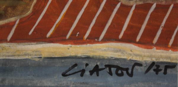 Victor CIATO, Figură, 1975 [3]