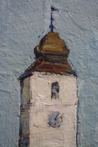 Ștefan BOCA, Turnul Sfatului din Sibiu 1