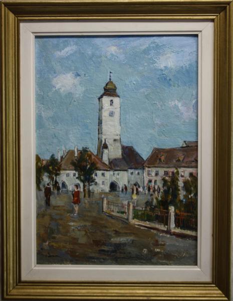 Ștefan BOCA, Turnul Sfatului din Sibiu 3