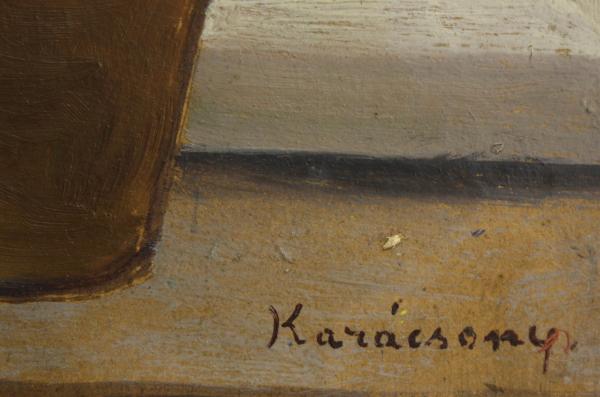 KARÁCSONY Emmy, Mușcate în fereastră / Pietrari [3]