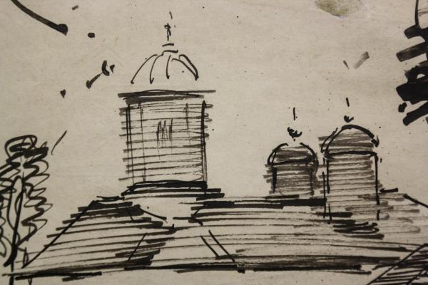 Ștefan POPESCU, Mănăstirea Cernica 1