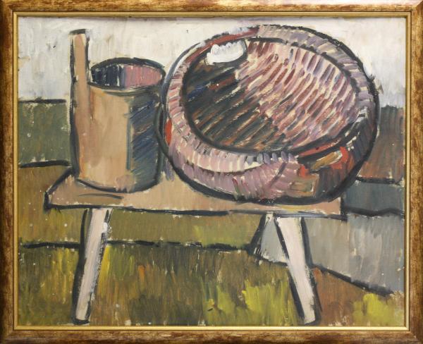 Petre ABRUDAN, Obiecte casnice, 1967 2