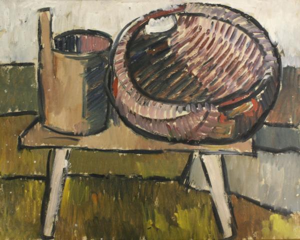 Petre ABRUDAN, Obiecte casnice, 1967 0
