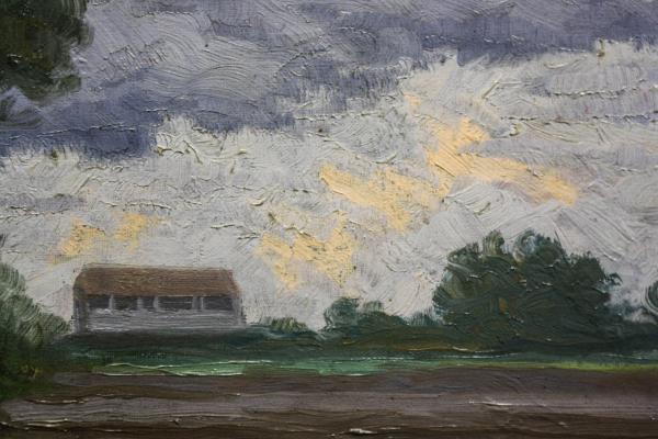 MINIȘAN Corneliu, Nori de toamnă, 1911 [1]