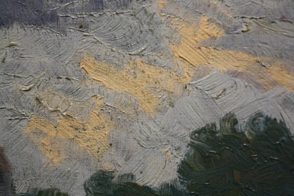 MINIȘAN Corneliu, Nori de toamnă, 1911 [2]