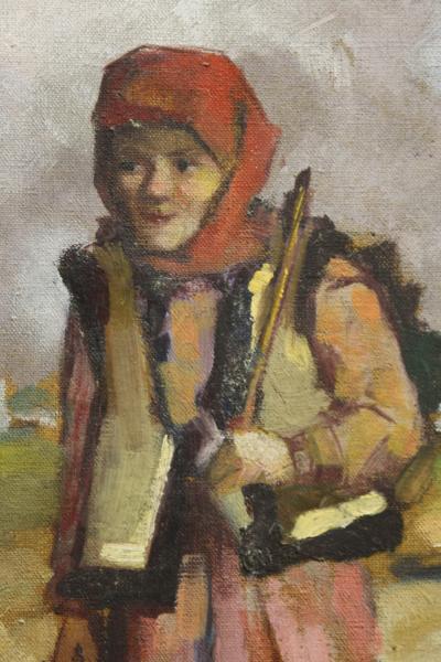 Iolanda ROSA, Țărani pe cale 2