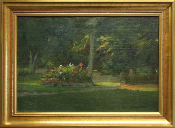 ZSIGMOND Béla, Parcul din Baia Mare 4