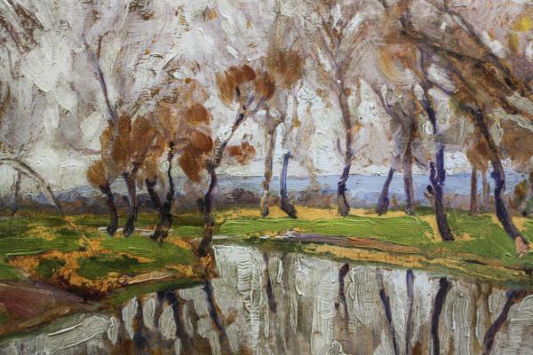 Nicolae IRIMIE, Peisaj de toamnă [0]