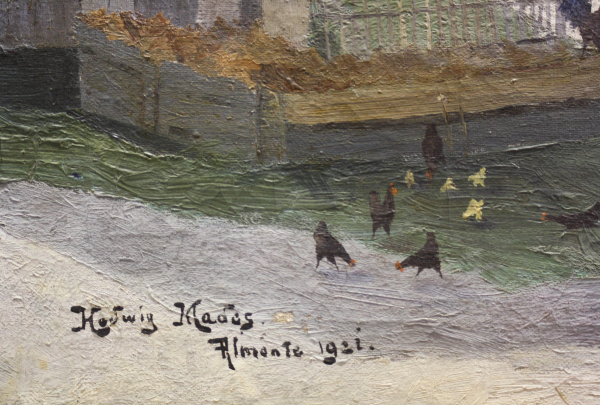 Helwig MAÁOS, Almonte, 1921 2