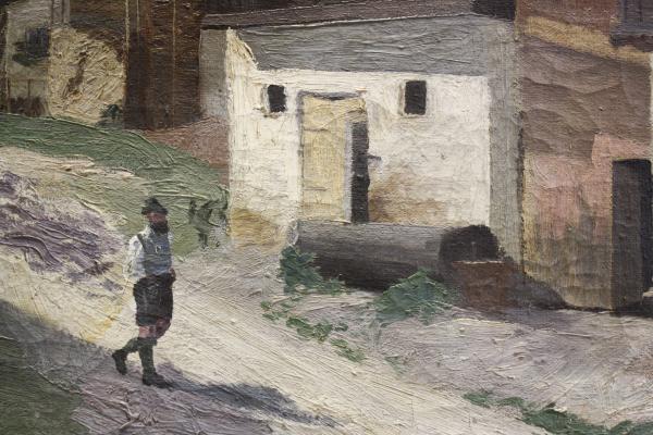 Helwig MAÁOS, Almonte, 1921 1