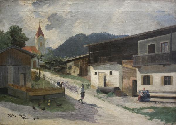 Helwig MAÁOS, Almonte, 1921 0