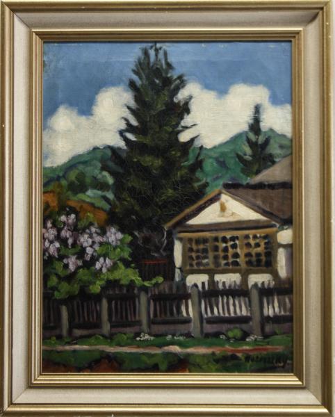 HUSOVSZKY János, Vilă la Baia Mare 3