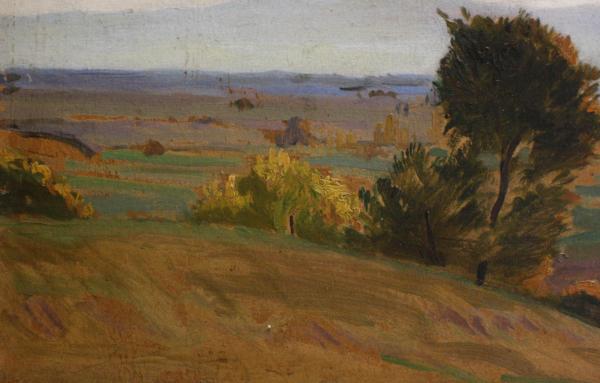 MACALIK Alfréd, Peisaj laTinca, 1927 [2]
