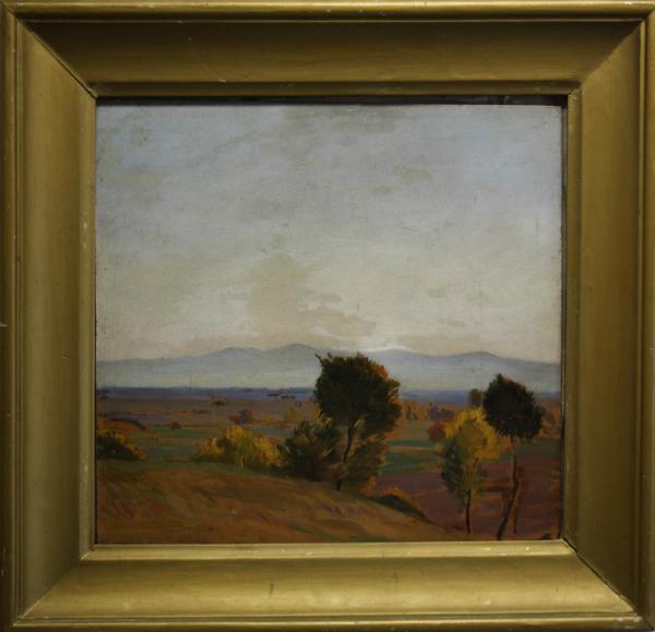 MACALIK Alfréd, Peisaj laTinca, 1927 [3]