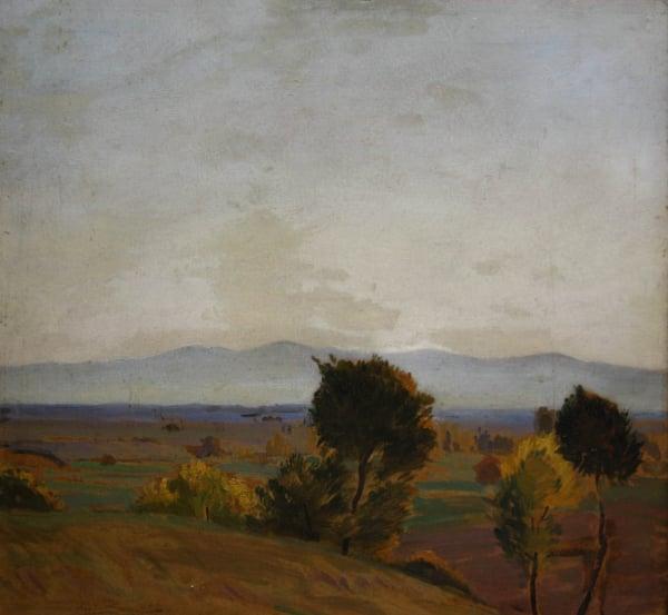 MACALIK Alfréd, Peisaj laTinca, 1927 [0]