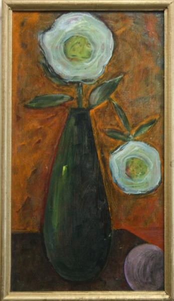 Egon Marc LÖVITH, Natură statică cu flori 2