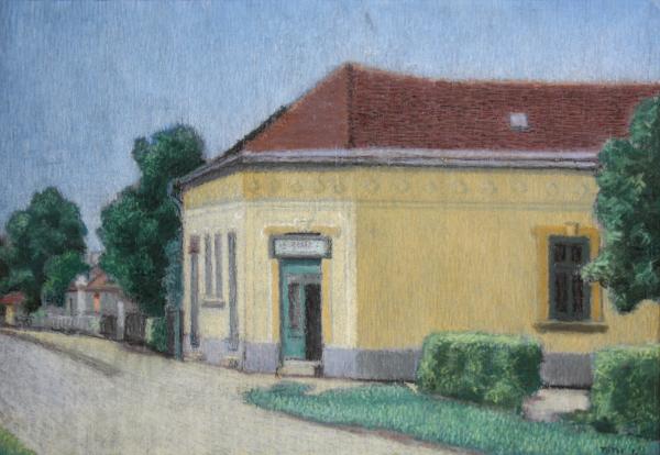 TÓTH István, Magazin în Seini 0