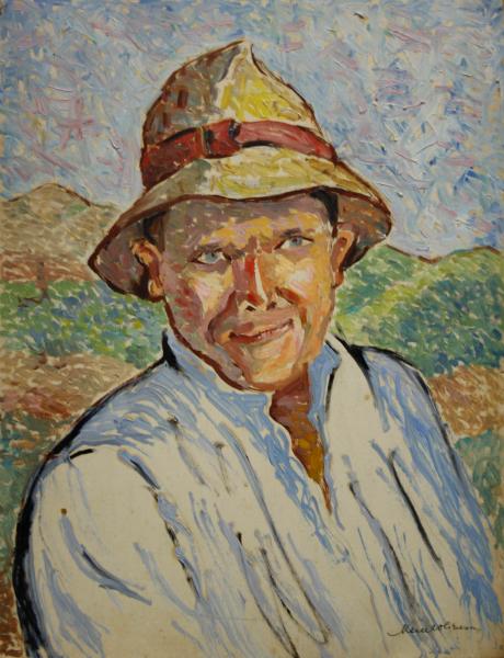Marcel OLINESCU, Portret de oșan 0