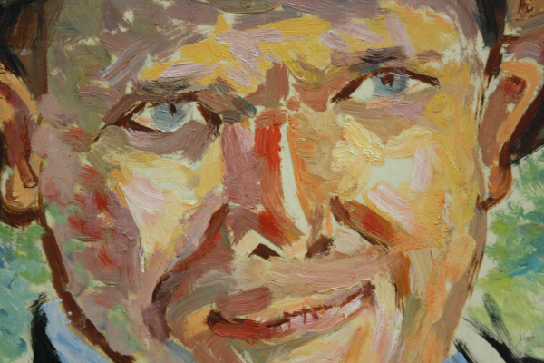 Marcel OLINESCU, Portret de oșan 1