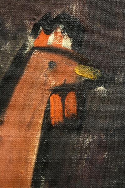 Petre ABRUDAN, Nesătulul, 1965 [2]