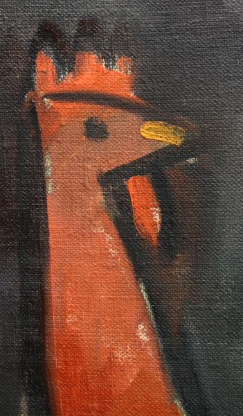Petre ABRUDAN, Nesătulul, 1965 1