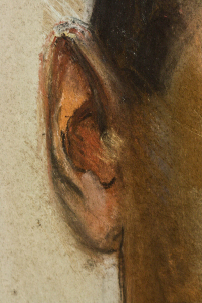Corneliu BABA, Portret  de medic militar, 1940 2