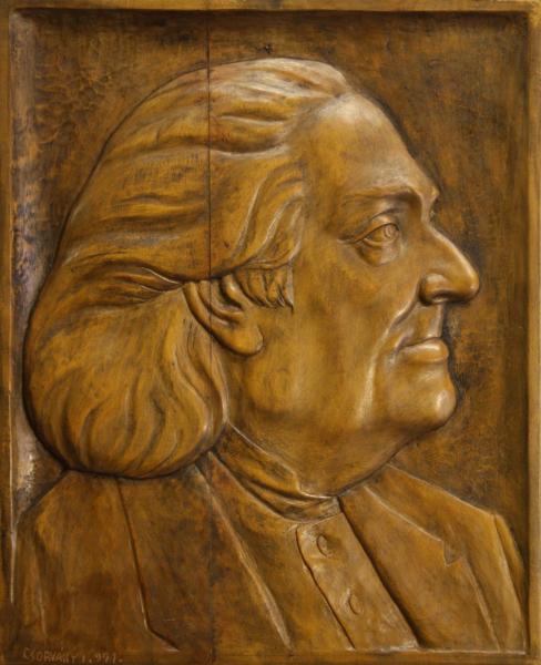CSORVÁSSY  István, Portretul lui Franz Liszt 0
