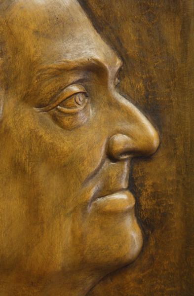 CSORVÁSSY  István, Portretul lui Franz Liszt 1