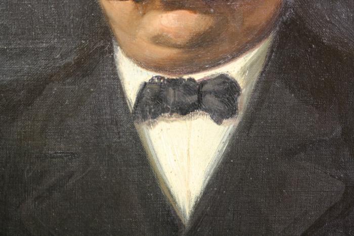 MERÉSZ Gyula, Portrete de burghezi transilvăneni, 1915 - 1917 [3]