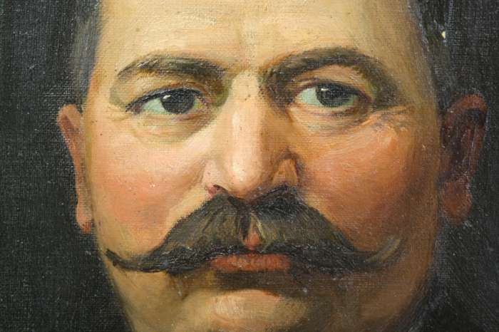 MERÉSZ Gyula, Portrete de burghezi transilvăneni, 1915 - 1917 [2]