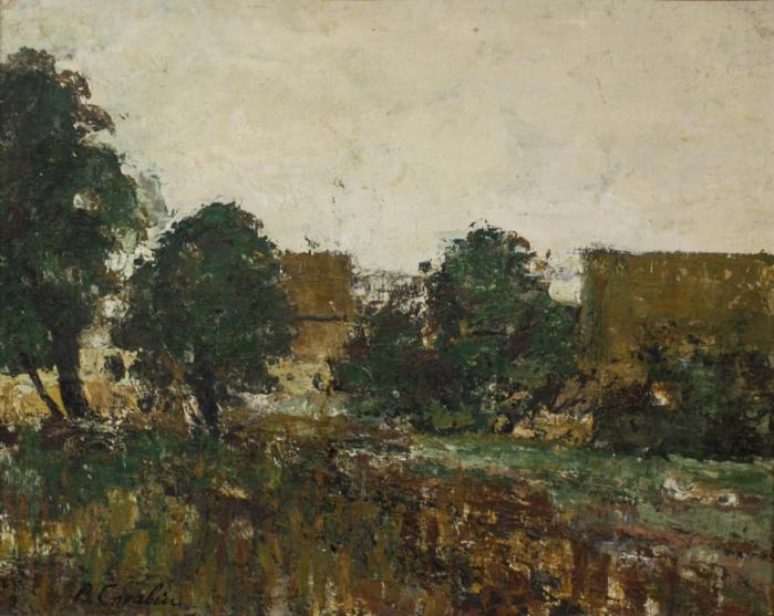 Brăduț COVALIU, Peisaj din Leordeni [0]