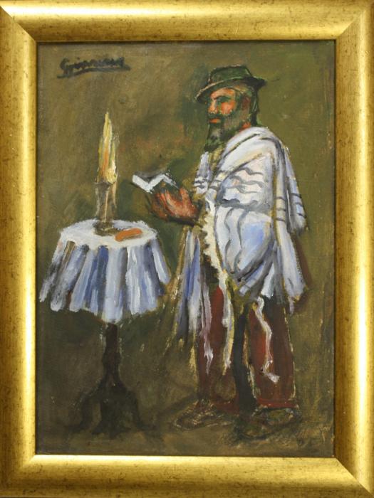 GYIMESI (GYIMESSY) KOVÁCS Gábor, Evreu rugându-se [4]