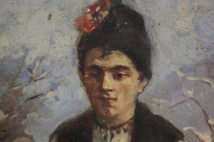 Maria CABADAIEF DRÁGAN, Fecior săliștean gătit de sărbătoare [1]