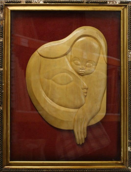 CSORVÁSSY István, Maternity [3]