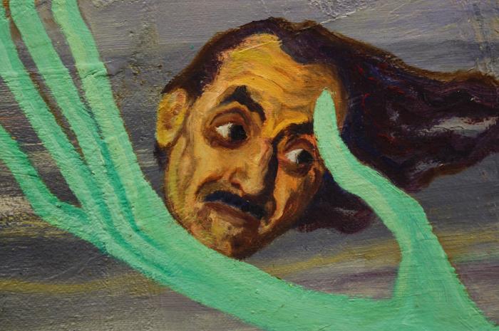INCZE Ferenc, În goană, 1977 [1]