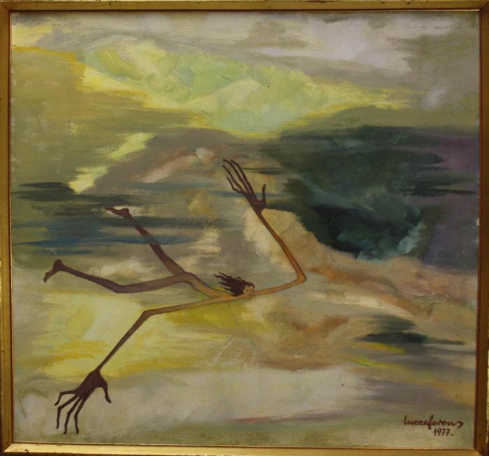 INCZE Ferenc, Calea mea, 1977 [4]