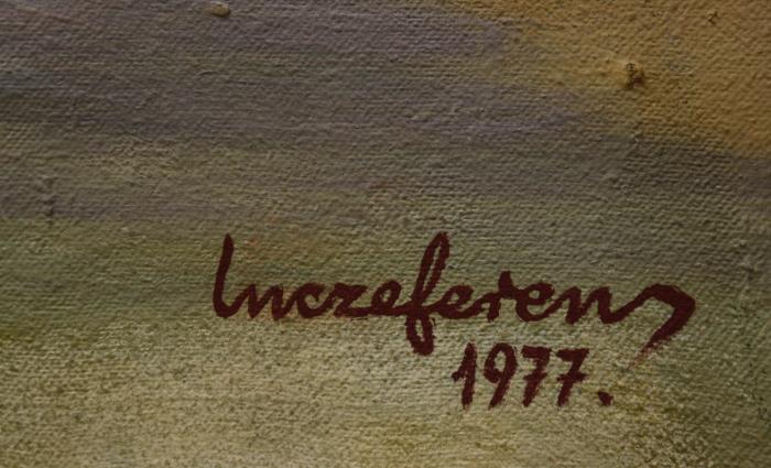 INCZE Ferenc, Calea mea, 1977 [3]