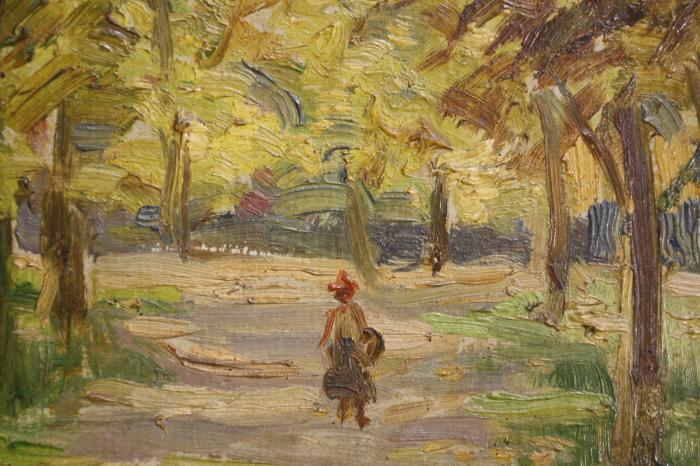 ÁNYOS (FAJSZI )Viola, Prin pădure [1]