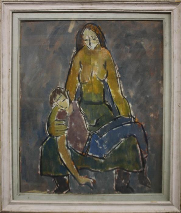 Petre ABRUDAN, Pieta [3]
