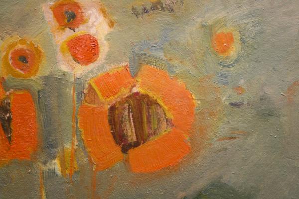 Teodor BOTIȘ, Natură statică cu flori, 1974 1