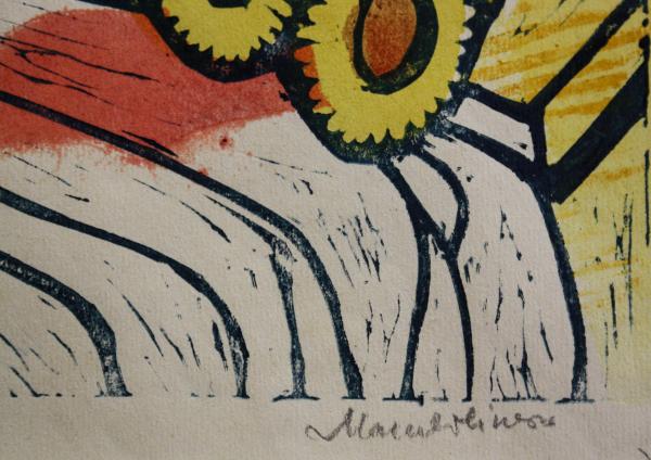 Marcel OLINESCU, Natură statică 2