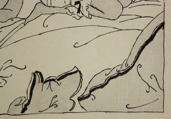 ORIOLD György, Venus și Cupidon, 1935 2