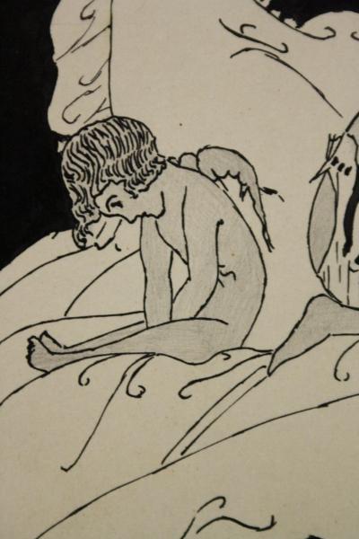 ORIOLD György, Venus și Cupidon, 1935 1