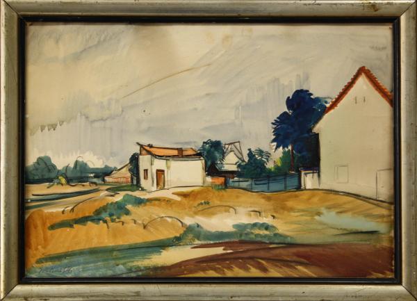 ISTÓKOVITS Kálmán, Mahala,1933 3